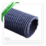 Condotto di ventilazione flessibile dell'aria del PVC di HVAC