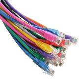 Cabo LAN SFTP CAT6 Patch Cord Jumper Pre-Cut de rede