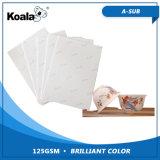 コアラ優れた100gは乾燥した昇華転写紙A4/A3マグ、織物のための絶食する