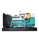 Открытого типа 50квт природного газа генератор высокая производительность для предприятия