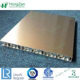 Revêtement mural extérieur Honeycomb panneaux composites en aluminium