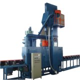 H Abrator automatique de surface du faisceau de grenaillage Nettoyage de la machine