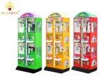 Funciona con monedas Macrown máquina expendedora de regalo Mini grúa de garra de la máquina para la venta