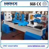 自動CNCの木製のコピーの回転旋盤H-P150s