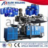 Machine de moulage par soufflage en plastique pour 200L en plastique le baril à Apollo de produits chimiques