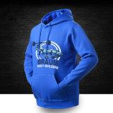 De ontzagwekkende Populaire Stijl Blauwe Hoodie van de Universiteit van het Ontwerp