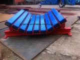 Загрузка ленты конвейера воздействие кровать