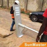 Tous dans un réverbère solaire Integrated de DEL