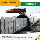Песок и летучая зола легкий вес в автоклав Aeroc International AAC производственной линии продукции обрабатывающей промышленности
