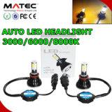 Automobile universale LED che guida il faro massimo minimo G5&#160 del fascio LED del faro H4 40W; per il veicolo fuori strada della jeep