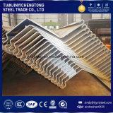 Paquet de feuilles d'acier en usine pour l'atelier et la forme Bridge-Z