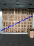 Farbanstrich-Raum für Möbel mit Filterpapier