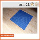 100% nessun materiale tossico della gomma naturale che collega le mattonelle di pavimento smontabili per un centro di ginnastica di salute