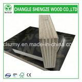 madera contrachapada de 18m m para la construcción con insignia