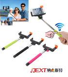 Bluetooth extensible Monopod Self-Stick Selfie Stick fabricant