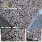 Hot Selling G687 / G664 / G562 / G681 / G635 Carrelage en granit rouge rose pour revêtement de sol / mur