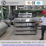 Chapas laminadas a frio/quente da bobina de aço galvanizado médios/folha/faixa/Placa FC