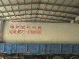 De eersteklas Roterende Oven van de Porseleinaarde voor de Lopende band van het Cement