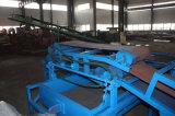 Überschüssiger Gummireifen, der Maschinen-den überschüssigen Reifen-Abfallverwertungsanlagen-Reifen aufbereitet Maschine aufbereitet