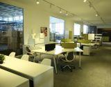 Bureau d'ordinateur de poste de travail de meubles de bureau pour la personne 3