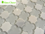 Jet d'eau en verre et en pierre pour décoration intérieure