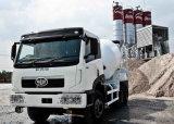 最もよい価格FAW 6X4 10m3の具体的なミキサーのトラック
