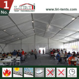 Esterno fabbrica le tende per gli eventi con la parete di vetro Tempered
