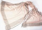 Scintillio dello scialle tessuto cachemire