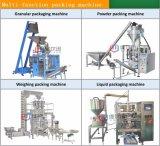 Os chips de batata alimentar granular de máquinas de acondicionamento automático