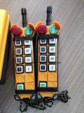 中断された天井クレーン、販売のための橋クレーン、天井クレーンのラジオリモート・コントロールF24-8d