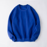 Vente en gros Custom Men Plain Solid Color Crew Neck Sweatshirts
