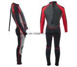 Wetsuit largo del salto de la ropa de deportes del neopreno de la funda del cortocircuito del equipo de submarinismo del caucho de 2357m m