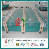 rete fissa rivestita barriera di sicurezza/358 del PVC di 76.2X12.7mm alta