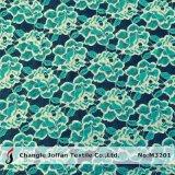 Étirer Allover dentelle de coton Tissu pour vêtement (M3201)