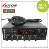 27MHz Ce, RoHS bij-5555 Am de Zendontvanger van het Voertuig van de FM USB Lsb Pw Cw