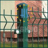 직류 전기를 통한 용접된 철망판