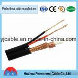RG6 RG59 RG58 série RG RG11 Câble coaxial avec une haute qualité