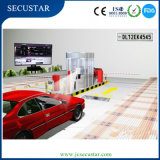 Rifornimento della fabbrica nell'ambito dei sistemi di ispezione del veicolo con la funzione della lettura del piatto dell'automobile