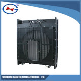 Sy450: radiador de aluminio de alta calidad para grupo electrógeno diesel
