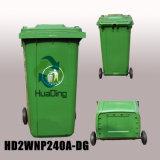 contenitore di plastica degli scomparti residui della pattumiera 240L dalla Cina