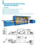 Machine d'étirage en fil intermédiaire avec Anneant