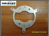 Красный цвет прототипа CNC механической мастерской CNC дешевый алюминиевый анодирует