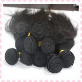 Соединенных Штатов Бразилии волосы прямые человеческого волоса продление Черный волосы вьются