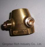 Pieza de acero /CNC de la forja que trabaja a máquina la parte /Aluminum que forja la parte /Brass que forja/pieza de cobre amarillo de la pieza/forja de la forja de la soldadora/que trabaja a máquina la parte