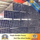 Пробка Shs Stkr400 стали углерода структурно квадратная полая стальная (SHS)