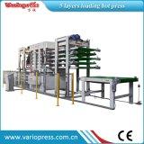 Chargement et déchargement multi-couches Hot Press Machine