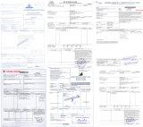 Riga dell'espulsione di produzione di profilo di WPC