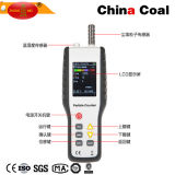 Ht-9601 beweglicher Digital automatischer zerstreuter Laser-Leitung-Partikel-Kostenzähler