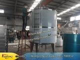 tanque de mistura de 1000L Ss304
