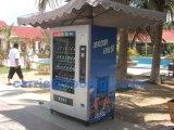 Большая емкость напитки и закуски Combo автомат с дешевой цене